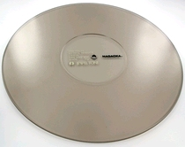Nagaoka GL-602 crystal turntable mat