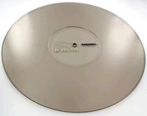 Nagaoka GL-602 crystal turntable mat